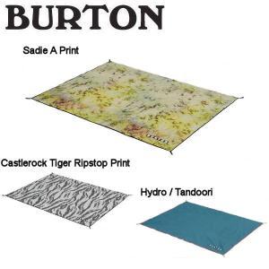 バートン BURTON レジャーシート ブランケット キャンプ アウトドア 海水浴 ビーチ Burton Camp Blanket|54tide