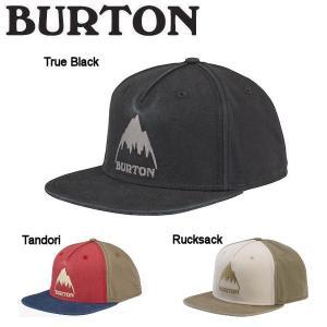 バートン BURTON メンズ キャップ 帽子 スナップバック ベースボールキャップ  3カラー Burton Roustabout Hatt|54tide