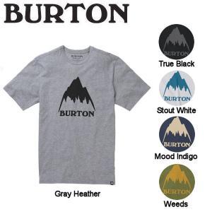 バートン BURTONメンズ Tシャツ 半袖 海水浴 ビーチ 4カラーXS / S / M / L / XL Mens Burton Classic Mountain High Short Sleeve T-Shirt|54tide
