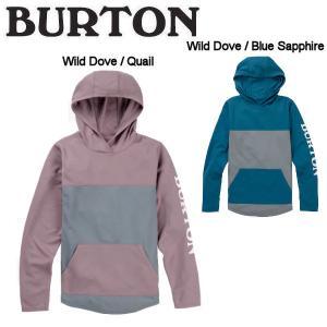バートン BURTON キッズ ドライパーカー プルオーバー 長袖 UVカット 2カラーXS / S / M / L / XL Kids Burton Spurway Tech Pullover Hoodie|54tide