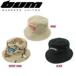 BASSERS UNITED バサーズユナイテッド BASSERS HAT メンズバケットハット 帽子 アウトドアフィッシング 魚釣り バス|54tide