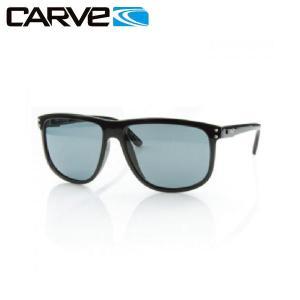 カーブ CARVE メンズサングラス Black POLARIZED Absolution|54tide