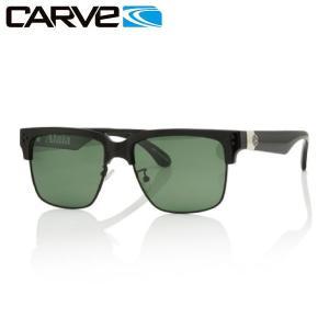カーブ CARVE メンズサングラス BlackPOLARIZED ALAIA|54tide