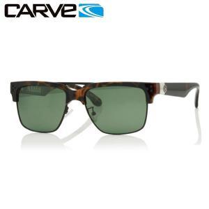 カーブ CARVE メンズサングラス Tort POLARIZED ALAIA|54tide