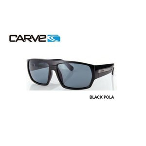 CARVE カーブ DEATH&TAXES 視界が鮮明になる偏光レンズ!流行最先端のデザイン! メンズサングラス 偏光レンズ UVカット ブラック|54tide