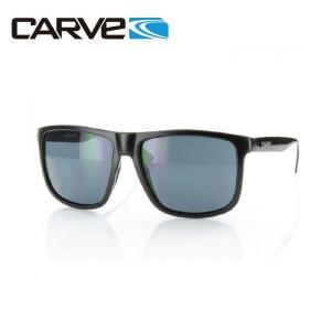 CARVE カーブ Hotshot Matte Black Aluminiun メンズサングラス 54tide