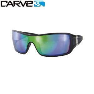 サングラス カーブ  ミラーレンズ UVカット CARVE KORBIN コービン MATT REVO 54tide