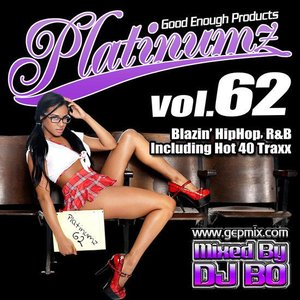 DJ BO Platinumz Vol.62 HIP HOP R&B MIX CD|54tide
