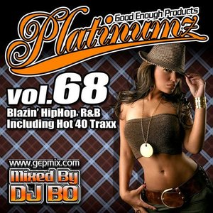 DJ BO Platinumz Vol.68 HIP HOP R&B MIX CD|54tide