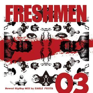 DJ Eagle Fujita Freshmen Volume3 HIP HOP RB MIX CD...