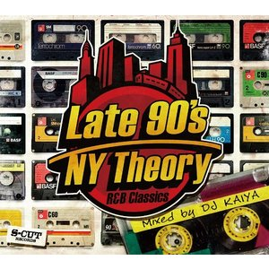 【DJ KAIYA】Late 90s NY Theory R&B Classics MIX CD DJ KAIYA MIX CD R&B 90年代|54tide