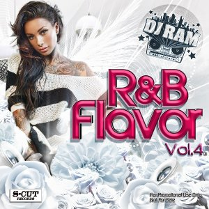 DJ RAM R&B Flavor4 BEST/MIX CD