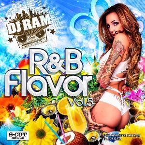 DJ RAM R&B Flavor vol.5 MIX CD