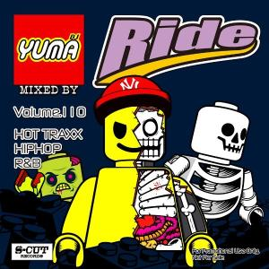 DJ YUMA RIDE Volume.110/HIP HOP R B MIX CD