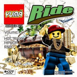 DJ YUMA RIDE Volume.111 HIP HOP RB MIX CD