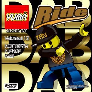 DJ YUMA RIDE Volume.113 HIP HOP RB MIX CD