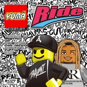 DJ YUMA RIDE Volume.114 HIP HOP RB MIX CD