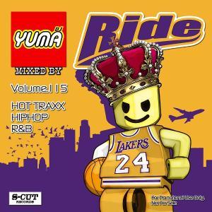 DJ YUMA RIDE Volume.115 HIP HOP RB MIX CD