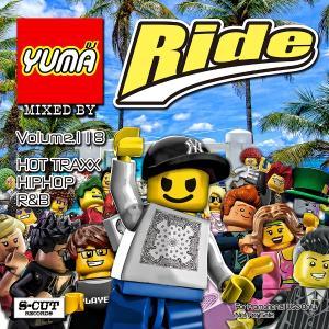 DJ YUMA RIDE Volume.118 HIP HOP RB MIX CD