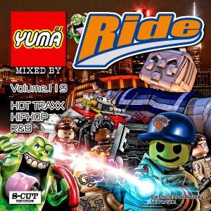 DJ YUMA RIDE Volume.119 HIP HOP RB MIX CD