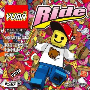 DJ YUMA RIDE Volume.120 HIP HOP RB MIX CD