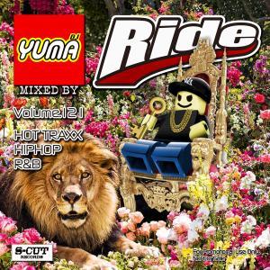 DJ YUMA RIDE Volume.121 HIP HOP RB MIX CD