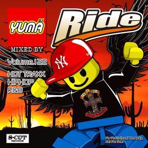 DJ YUMA RIDE Volume.122/HIP HOP RB MIX CD