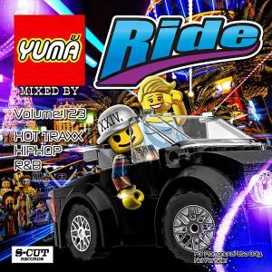 DJ YUMA RIDE Volume.123 HIP HOP RB MIX CD