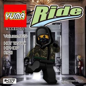 【DJ YUMA】RIDE Volume.165HIP HOP R&B MIX CD|54tide