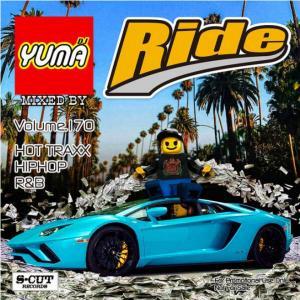 【DJ YUMA】RIDE Volume.170 HIP HOP R&B MIX CD|54tide