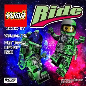 【DJ YUMA】RIDE Volume.172 HIP HOP R&B MIX CD|54tide