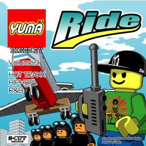DJ YUMA RIDE Volume.9 HIP HOP R&B MIX CD|54tide