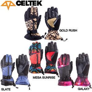 CELTEK セルテック STELLA レディース スノーグローブ ミトン スノーボード 手袋|54tide