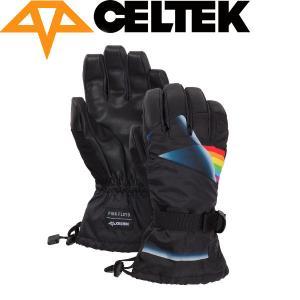 セルテック CELTEK メンズスノーグローブ スノーボード 五本指手袋|54tide