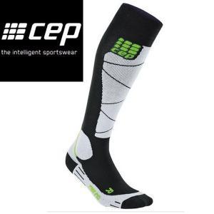 CEP シーイーピー Ski Merino Socks grey サイズII〜IV レディース スキーメリノソックス|54tide