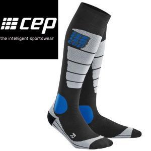 CEP シーイーピー Snowboard Socks grey サイズIII〜V メンズスノーボードソックス 靴下|54tide