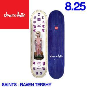Chocolate チョコレート Saints デッキ 8.25インチ スケートボード スケボー 板 R.T|54tide