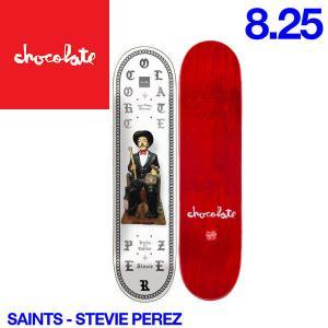 Chocolate チョコレート Saints デッキ 8.25インチ スケートボード スケボー 板 S.P|54tide