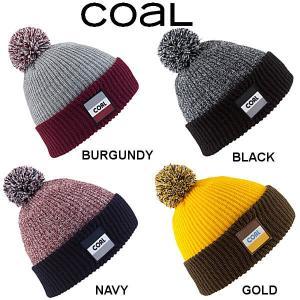 コール Coal THE STANWOOD BEANIE メンズ レディース ポンポン付 リブ ビーニー 折り返し ニット帽|54tide