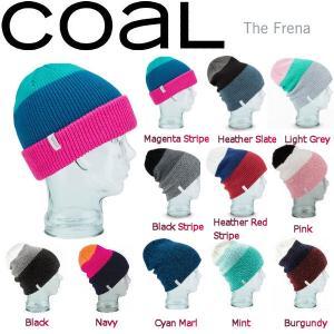 定番アイテム コールCOAL The Frena Beanie メンズ・レディースビーニー 帽子 ニット帽|54tide