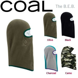 コール COAL メンズ レディース バラクラバ フェイスマスク カシミア風 スノーボード 4カラー The B.E.B.|54tide