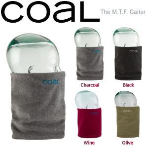 コール COAL メンズ レディース ネックゲーター ネックウォーマー カシミア風 スノーボード 4カラー The M.T.F. Gaiter|54tide