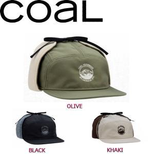 コール COAL メンズ レディース キャップ 帽子 スノーボード スノー M・L 3カラー The Tracker|54tide