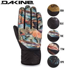 DAKINE ダカイン Crossfire Glove メンズグローブ スノーボード 5本指手袋|54tide