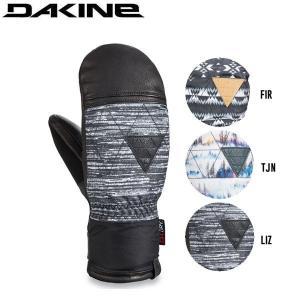 DAKINE ダカイン Fleetwood Mitt レディースミット グローブ スノーボード 手袋 XS-L 3カラー|54tide