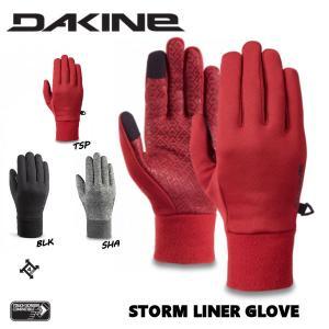ダカイン DAKINE STORM LINER GLOVE インナーグローブ スノーグローブ スキーグローブ スノーボード スキー 手袋  S-L 3カラー|54tide