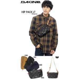 ダカイン DAKINE 2020-2021 秋冬 DAKINE HIP PACk LT ヒップバッグ ショルダーバッグ ウエストバック ボディーバッグ  小物 BAG バッグ【正規品】|54tide