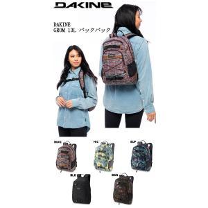 ダカインDAKINE 2020-2021秋冬 DAKINE GROM 13L バックパック リュックサック リュック デイバック スノーボード 小物 BAG バッグ 4カラー【正規品】|54tide
