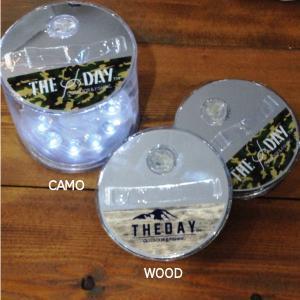 ザ デイ THE DAY ソーラーランタン/アウトドアフィッシング 魚釣り バス レジャー用品 ランプ 照明 キャンプ 54tide