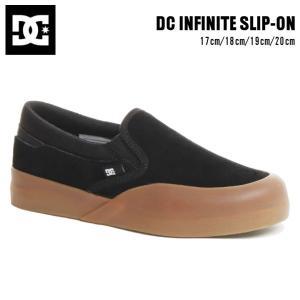 ディーシーシューズ DC Shoes DC INFINITE SLIP-ON キッズ スニーカー 靴 シューズ スケシュー スケートボード 54tide